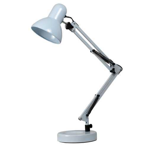 Luminária de mesa articulável branca com base LMA10113 G20 - Cód: 4563 - Marca: G20