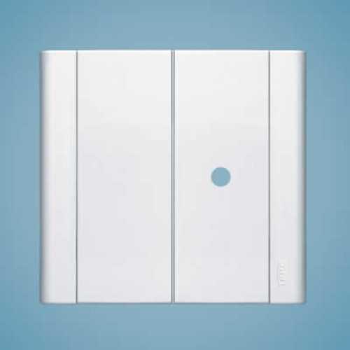 Placa com 1 saída de fio 4x4 0870 modulare - Cód: 1559 - Marca: Fame Modulare