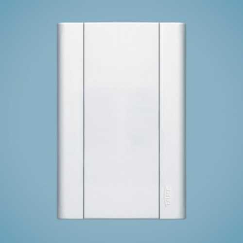 Placa cega 4x2 1143 modulare - Cód: 1553 - Marca: Fame