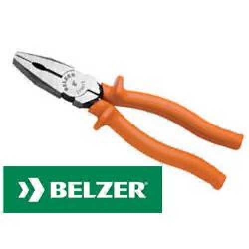 alicate universal numero 8 profissional cabo laranja - Cód: 107 - Marca: Belzer