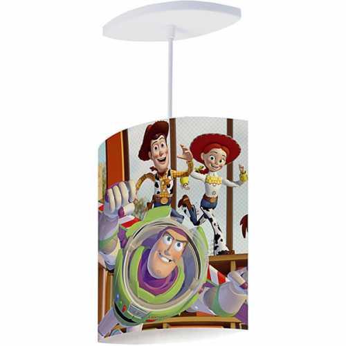 Pendente infantil disney oval toy story - Cód: 5725 - Marca: Startec