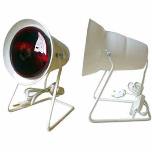 Aparelho para lâmpada infravermelho 150w ou 250w - Cód: 1007 - Marca: Diversas