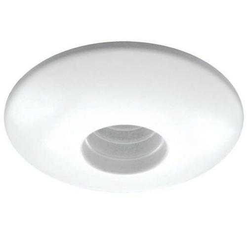 Spot dicróica branco laser redondo só armação - Cód: 3083 - Marca: Bronzearte