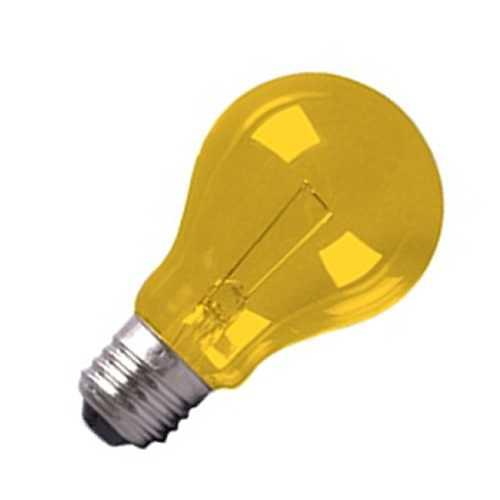 Lâmpada amarela incandescente para abajur, luminárias e decorar festas 40w/220v - Cód: 5358 - Marca: Nards