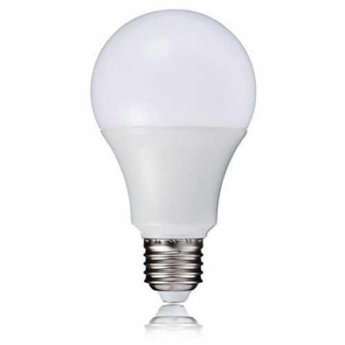 Lâmpada bulbo led 9w bivolt E27 A60 luz branca 6500K - Cód: 7374 - Marca: Luz Sollar