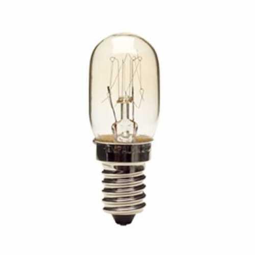 Lâmpada para fogão, geladeira ou microondas 15w/220v E-14 - Cód: 1316 - Marca: Diversas