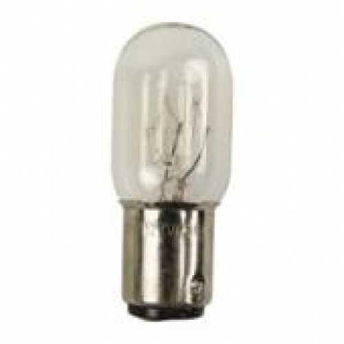 Lâmpada de encaixe para máquina de costura 15w/220v - Cód: 1319 - Marca: Diversas