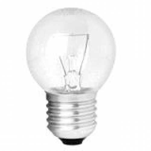 Lâmpada para fogão cristal/leitosa 40w/220v E-27 - Cód: 1317 - Marca: Sadokin
