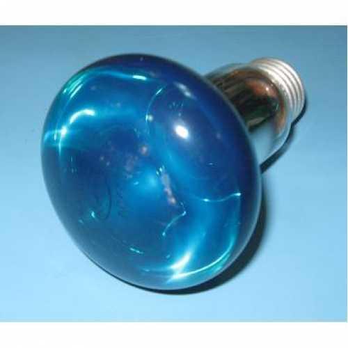 Lâmpada azul-acqua refletora 60w/220v - Cód: 1336 - Marca: Sadokin