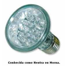 Lâmpada de led par 20 com 24 leds 220volts cor neutra 3000k - Cód: 5430 - Marca: Golden Plus