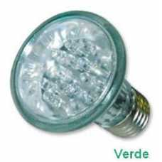 Lâmpada de led par 20 com 24 leds 220volts cor verde - Cód: 6017 - Marca: Golden Plus