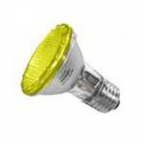 Lâmpada par 20 amarela 50w/220v - Cód: 1321 - Marca: Golden Plus