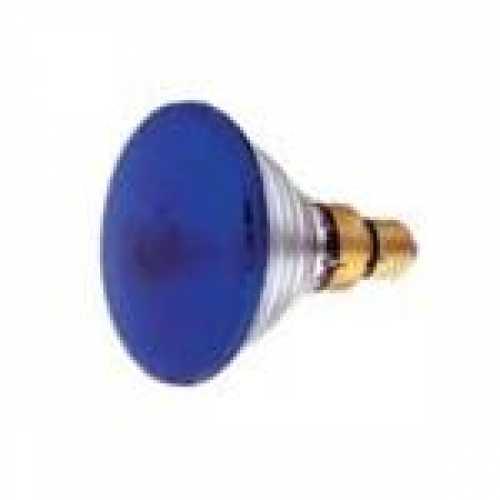 Lâmpada par 38 azul 80w/220v - Cód: 1326 - Marca: Golden Plus