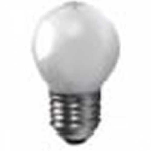 Lâmpada bolinha leitosa para abajur e luminárias 15w/220v - Cód: 6928 - Marca: Empalux