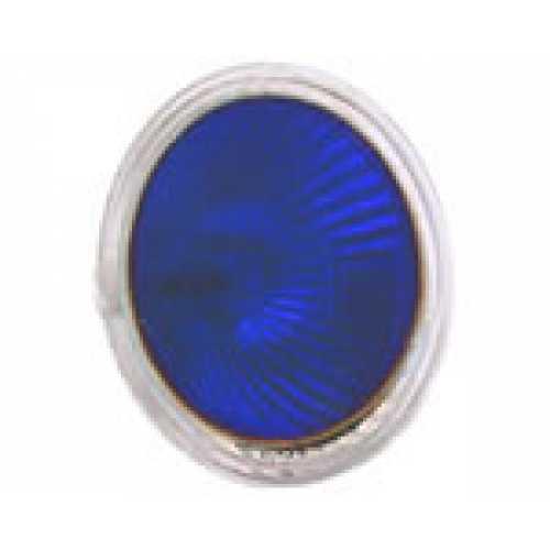 Lâmpada dicróica azul 50w/220v - Cód: 1290 - Marca: Diversas