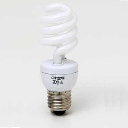 Lâmpada eletrônica econômica espiral 15w/220v - Cód: 1213 - Marca: Golden Plus