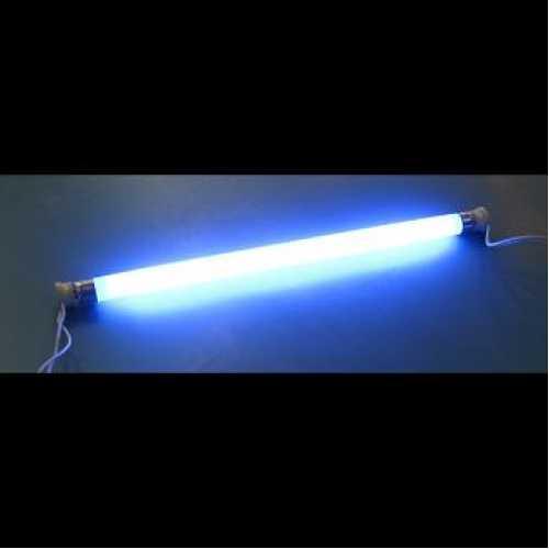 Lâmpada fluorescente 8w tubo branco acende azul estilo neon - Cód: 1477 - Marca: Diversas