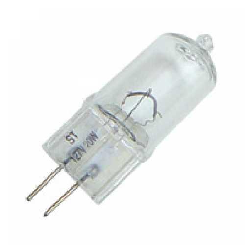 lâmpada JC 20w 12volts bipino halógena - Cód: 3451 - Marca: Xelux