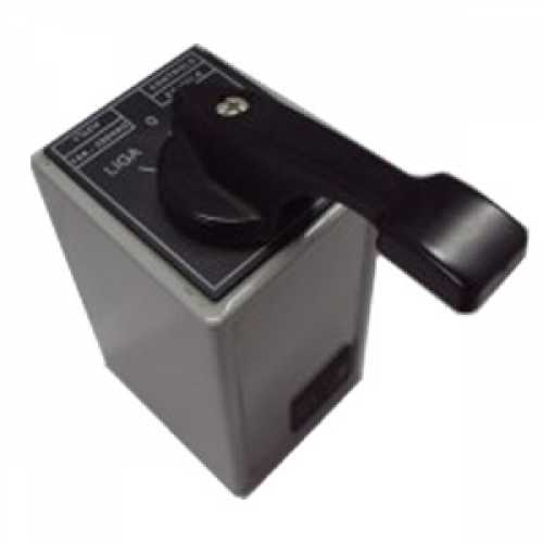 chave alavanca para motor 15A 1.1/2 CV 220V L-D-L CS-501K - Cód: 4993 - Marca: Mar Girius