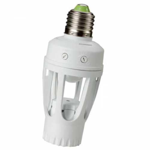 sensor de presença com soquete e27 SP-0503 - Cód: 5515 - Marca: Decorlux