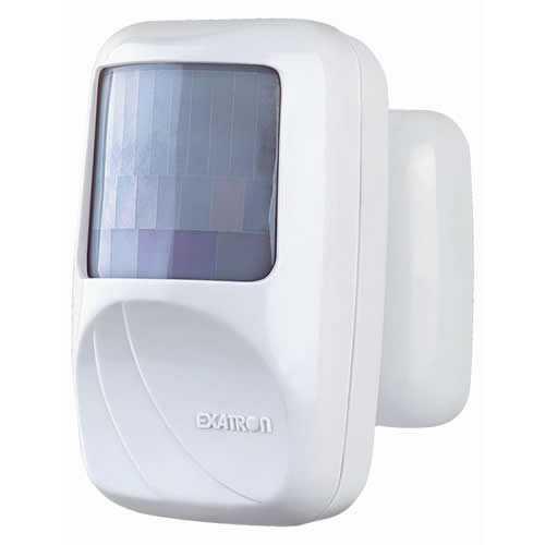 sensor de presença frontal para parede - Cód: 3776 - Marca: Exatron