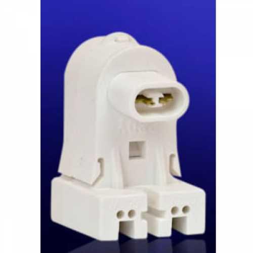 Soquete de pressão para lâmpada fluorescente HO 110w modelo macho móvel - Cód: 3030 - Marca: Redy