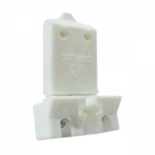 Soquete anti-vibratório para lâmpada fluorescente - Cód: 2506 - Marca: Cerge/Ingemag
