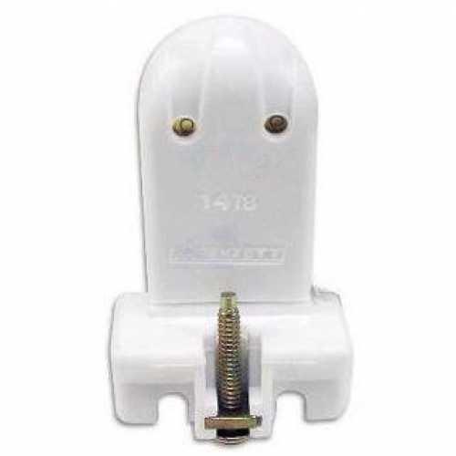 Soquete anti-vibratório para lâmpada fluorescente - Cód: 2040 - Marca: Lorenzetti