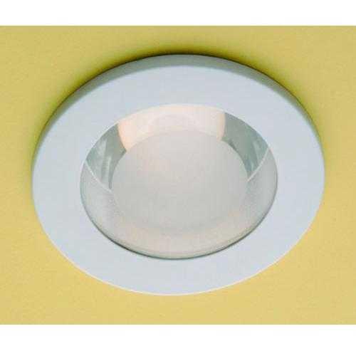Spots para lâmpada econômica ou comum redondo pequeno com vidro E-27 - Cód: 2353 - Marca: Bronzearte