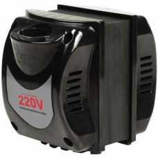 Transformador De Voltagem 1500va Bivolt Tomada Bipolar - Entrada 110v P/ 220v Ou 220v P/ 110 - Cód: 5824 - Marca: Indusat