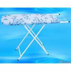 mesa de passar roupa modelo liza em aço - Cód: 2672 - Marca: Nacional